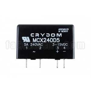 Solid State Relay Crydom MCXE240D5 SSR PCB MOUNT